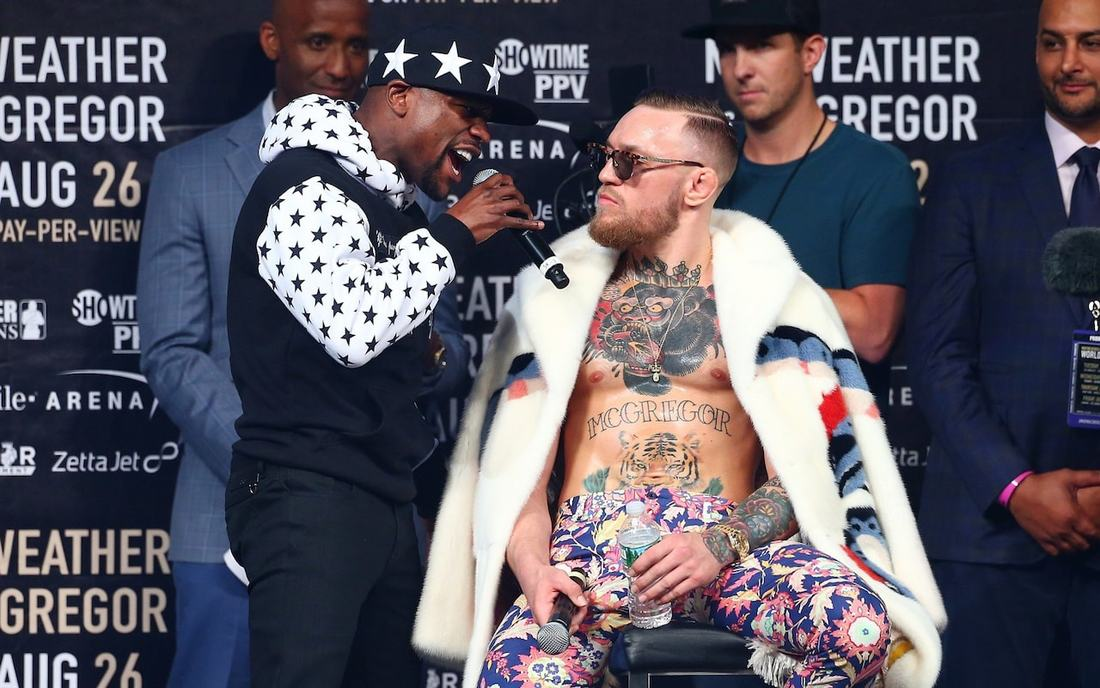 Watching Mayweather Vs McGregor On Live Stream And Television - Overview!